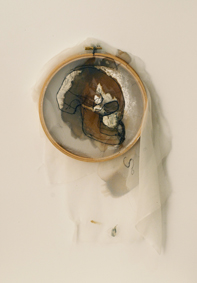 "Claire Marsh, ""skull"""